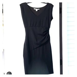 DVF classic body fitted dress